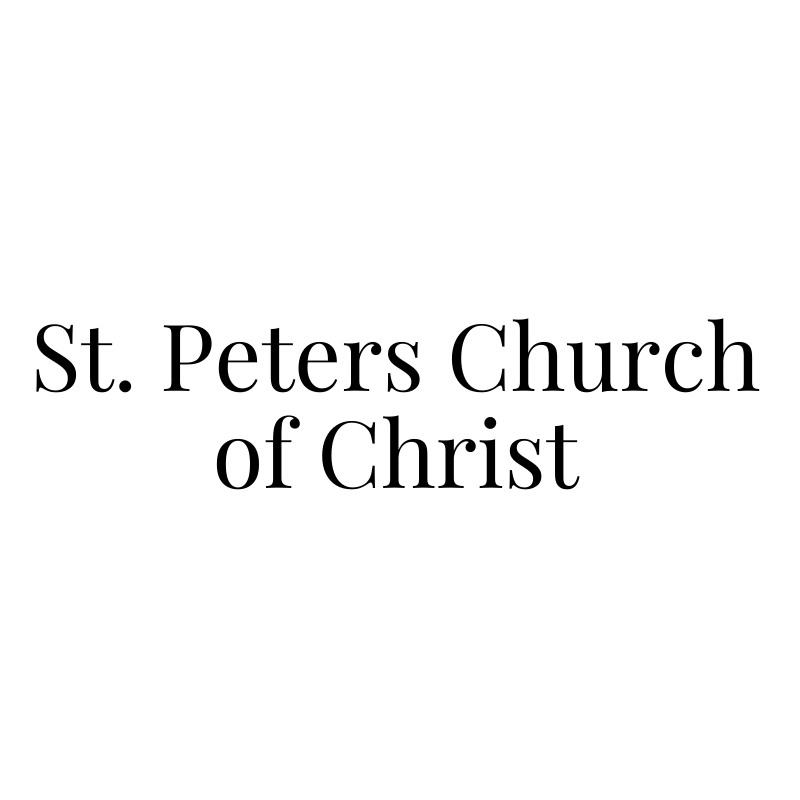 St. Peters Church of Christ