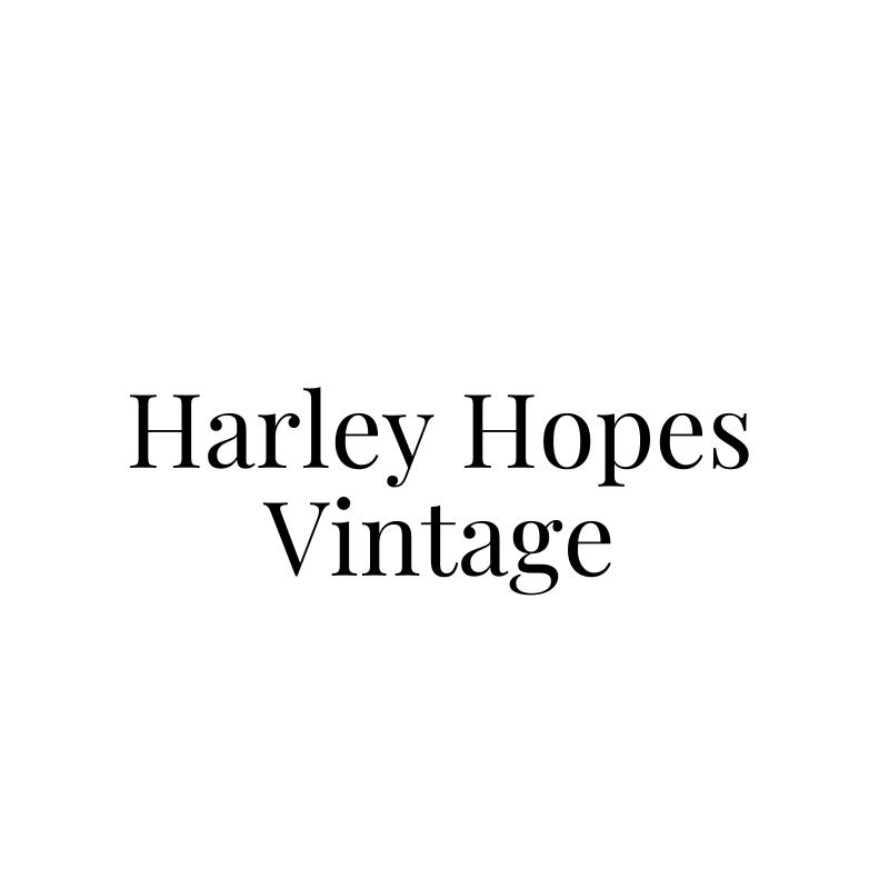 Harley Hopes Vintage